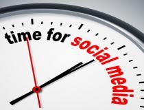 Het plaatsen van een bericht op social media: wat is de beste tijd?